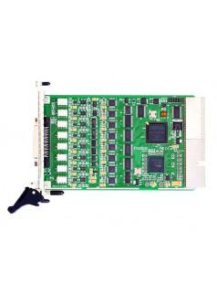 阿尔泰600KS/S 16位 8通道同步模拟量输入 PXI9530