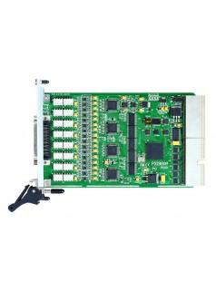 PXI9008阿尔泰80KS/s 14位 16路同步信号输入
