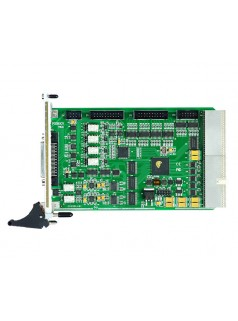 PXI9007阿尔泰200KS/s 16位 4路同步模拟量输入;带DA、DIO功能