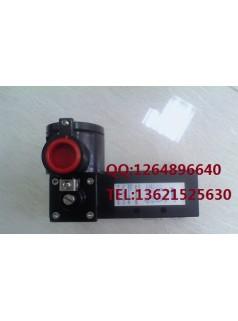 ALV320F3C5 ALV320F3C5-24V 双电控隔爆电磁阀二位五通板式
