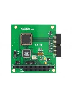 阿尔泰科技数字量卡24路TTL兼容输入输出ART2534数据采集卡