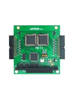 阿尔泰科技数字量卡48路TTLDTL兼容输入输出ART2535数据采集卡