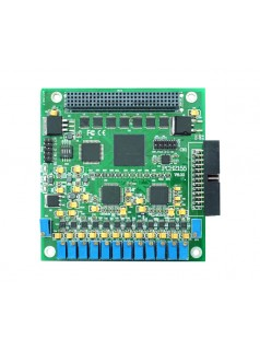 PC104+总线数据采集卡PCH2155(250K 16位 12路 同步模拟量输入