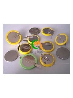 CR2032焊脚电池,3V电池加jio