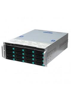 杰士安24盘监控管理存储转发一体机,网络视频存储服务器