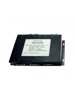 SSI2335S阿尔泰 2路基于SSI接口的信号采集输入通道(SSI1、SSI2),1路SSI信号仿真输出通道