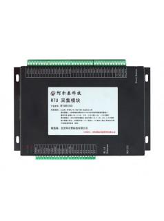 RTU6103A模拟量输入 8路 12/14/16 位可硬件配置 ;模拟量输出 4路 12位;32路数字量输入