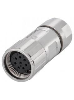 西门子V90抱闸电缆接头6FX2003-0LL53