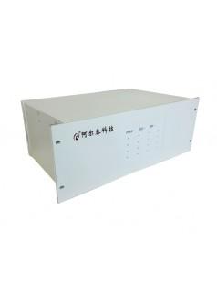 PCC7809阿尔泰4U机箱;48路单端模拟量输入,精度12bit,总采样频率1MSps