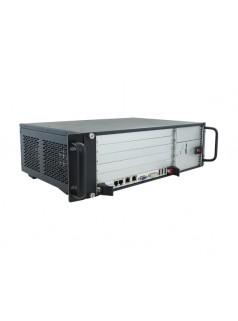 """6槽CPCIe机箱,标准3U高度、支持19""""机柜安装CPCIeC7606"""