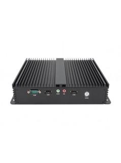 FLB-96D1多功能高性能无风扇嵌入式工控整机