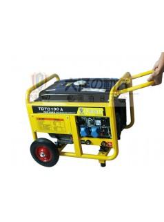 230A中频汽油发电电焊机