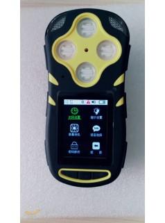 氧气二氧化氮炮烟检测仪炮灰三合一气体报警仪