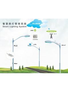 智能路灯管理控制系统 智慧城市 智能路灯