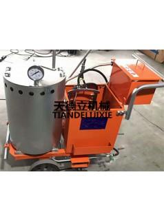 热熔划线一体机  热熔涂料划线机  玻璃珠标线划线机