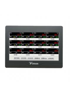 AI-3070C总线式无纸记录仪(2009新产品)