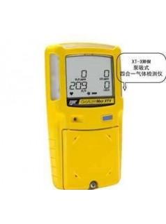 泵吸式氧气一氧化碳硫化氢可燃复合气体检测仪