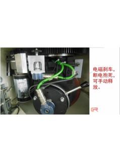 AGV驱动选型-CFR舵轮