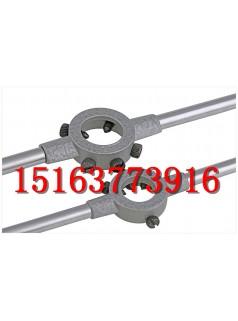 各种规格手动圆钢套丝机