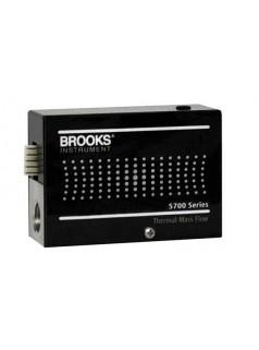 BROOKS橡胶密封质量流量计5700系列