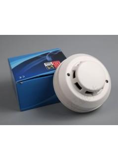 厂家直供耐高温/低温联网型光电烟感探测器/24V烟雾报警器