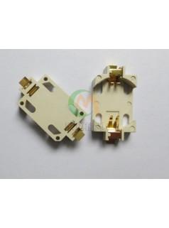 CR2032-6贴片式电池座 耐高温材料