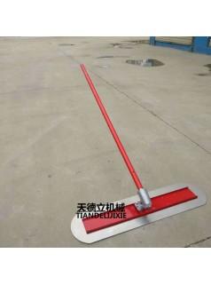 混凝土路面大抹刀 5.4米长杆耐磨地坪施工抹子