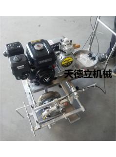 PDHX-Z 宗申动力5公分跑道划线机  塑胶跑道专用划线机
