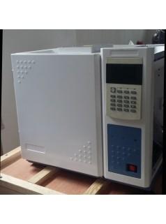采用十通阀分析非甲烷总烃气相色谱仪