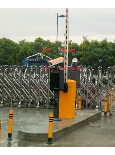 停车场车牌自动识别系统厂家供应安装新恒安