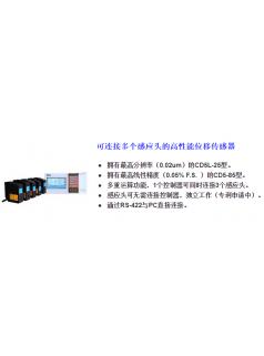 代理出售奥普士optex激光位移感应头CD5-L25,CD5-W30