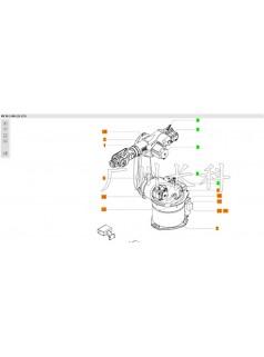 Kuka机器人维修保养售后服务_kr 30-3型号