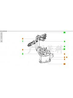 Kuka机器人维修保养_kr6-2 型号