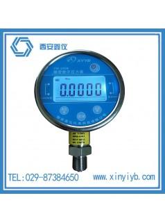 西安精密数字压力表YW-100B数字压力计油压水压气压通用