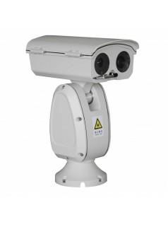 杰士安1~5公里激光云台监控摄像机,高清监控一体机,热成像云台监控摄像机