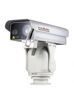杰士安2~12KM一体化重型高清云台监控摄像机,红外热成像