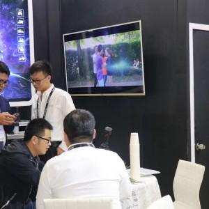 天工俊联力传感器亮相2018武汉农机展
