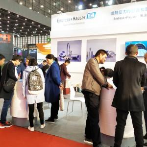 质量与技术的前沿标准——恩德斯豪斯亮相首届世界传感器博览会