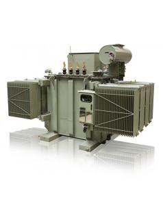 ABB片式散热器结构大型配电变压器36KV