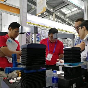 金萝卜智动科技携机器视觉应用技术方案亮相2018高交会