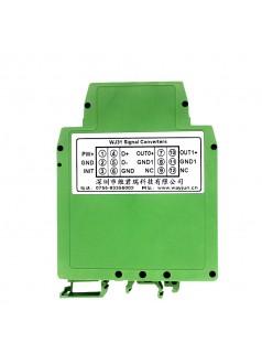 RS232转0-10V转电压/电流远程IO模块