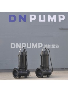 排泵站底层污泥用潜水泵