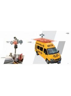 EFR电梯预警救援车,智慧电梯救援
