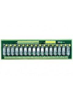 泓格1路C型继电器,16路功率继电器模块RM-116