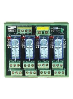 泓格2路C型继电器,4路功率继电器模块RM-204
