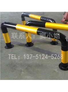 U型安全优质道路护栏黄黑相间厂家可定制批发