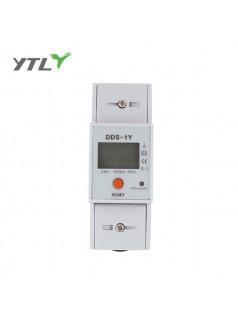 单相双节电子式电力数据采集装置(功能同电能表) RS485通讯(量大从优)