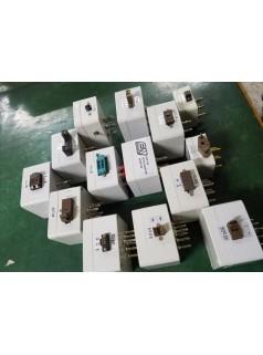 带有开尔文感应结构的测试插座的电子元器件测试仪