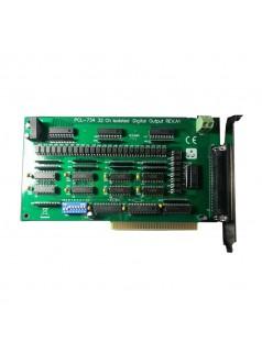 全新研华研祥PCL-734 32路隔离数字输出卡 钢化炉用采集卡