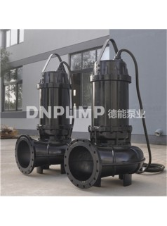 WQ型变频潜水排污电泵